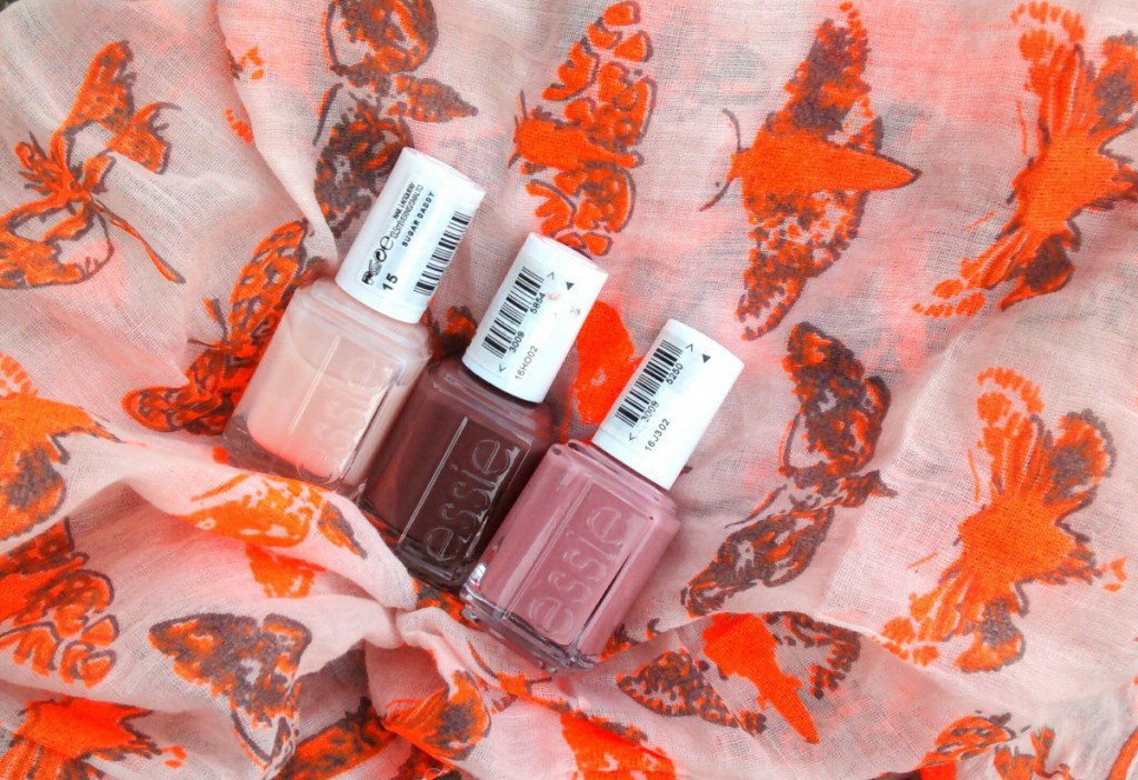 Essie Nail Lacquers