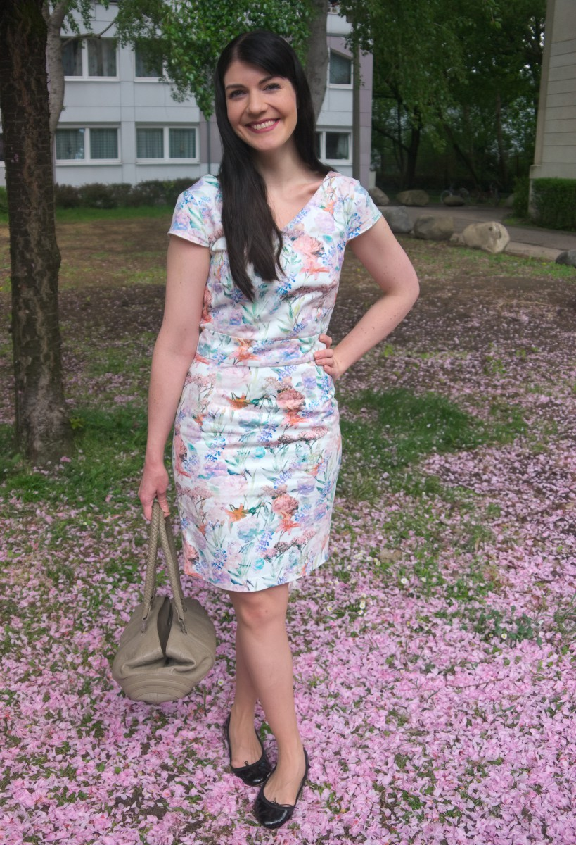 Cherry Blossom Girl Look Caliope Couture