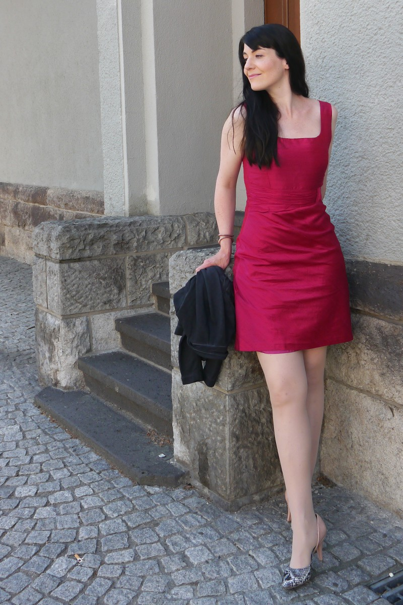 OdM Silk Dress