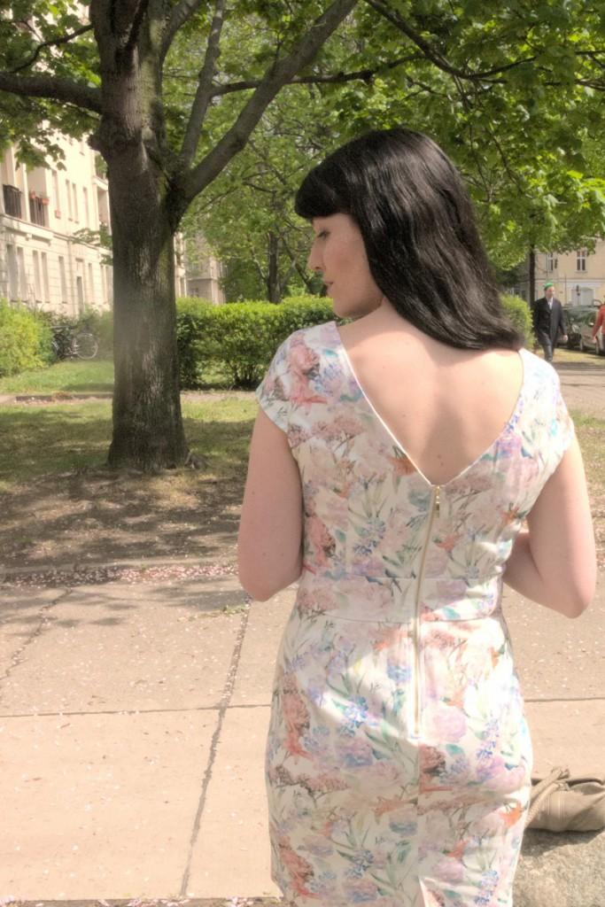 .mint&berry floral dress 3zu2 2