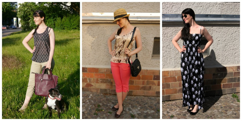 June 2015 Outfits