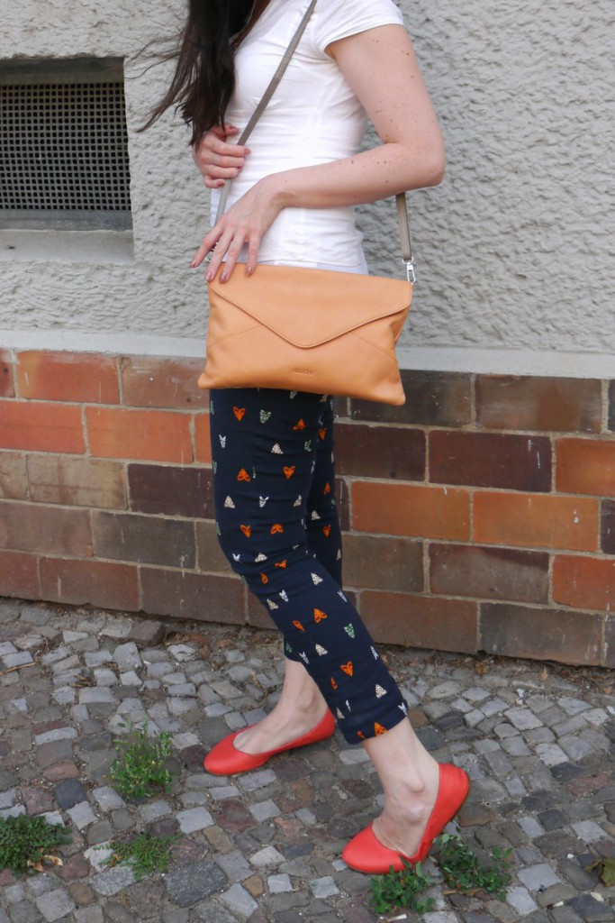 Abbacino Bag | Bloch Shoes and H&M Pants