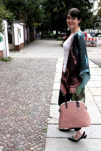 Esprit Poncho | Abbaccino Bag