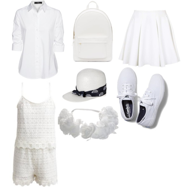 White Must-Haves
