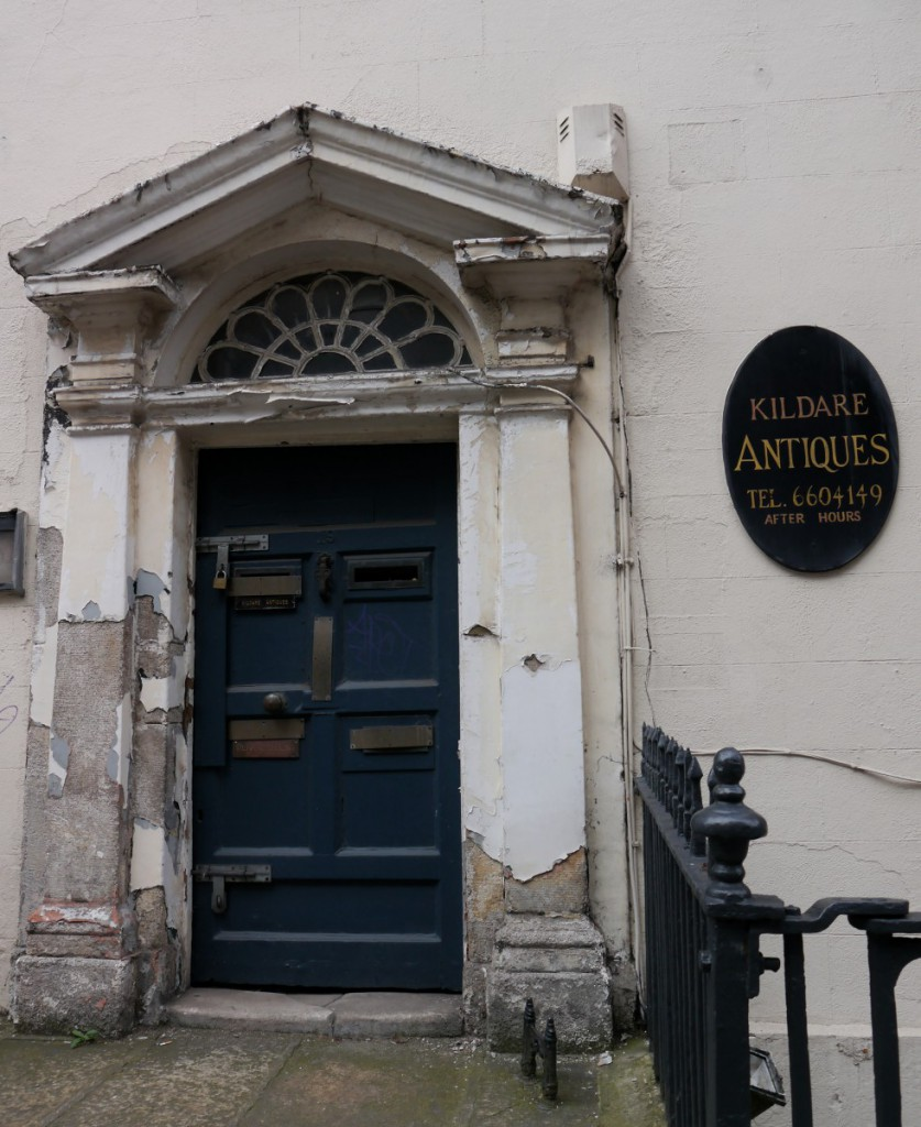 Endearing Dublin facades