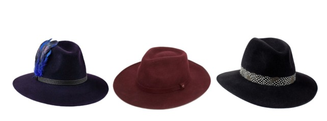 fedora selection