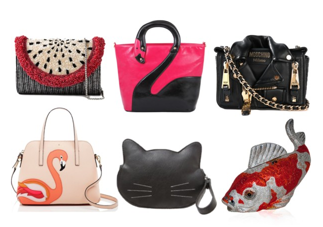 Fun Bags for Grey Autumn Days | Caliope Couture