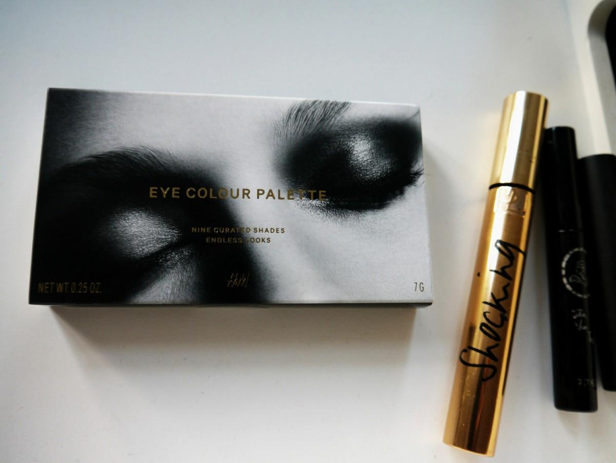 H&M Eye Colour Palette | REVIEW