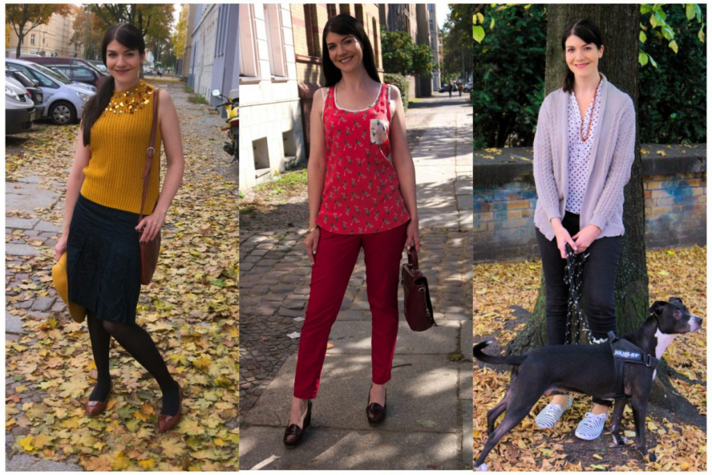 Outfit Recap October 2015| Caliope Couture