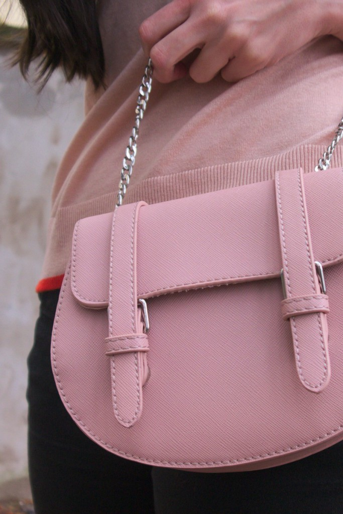 C&A pastel shoulder bag | Caliope Couture