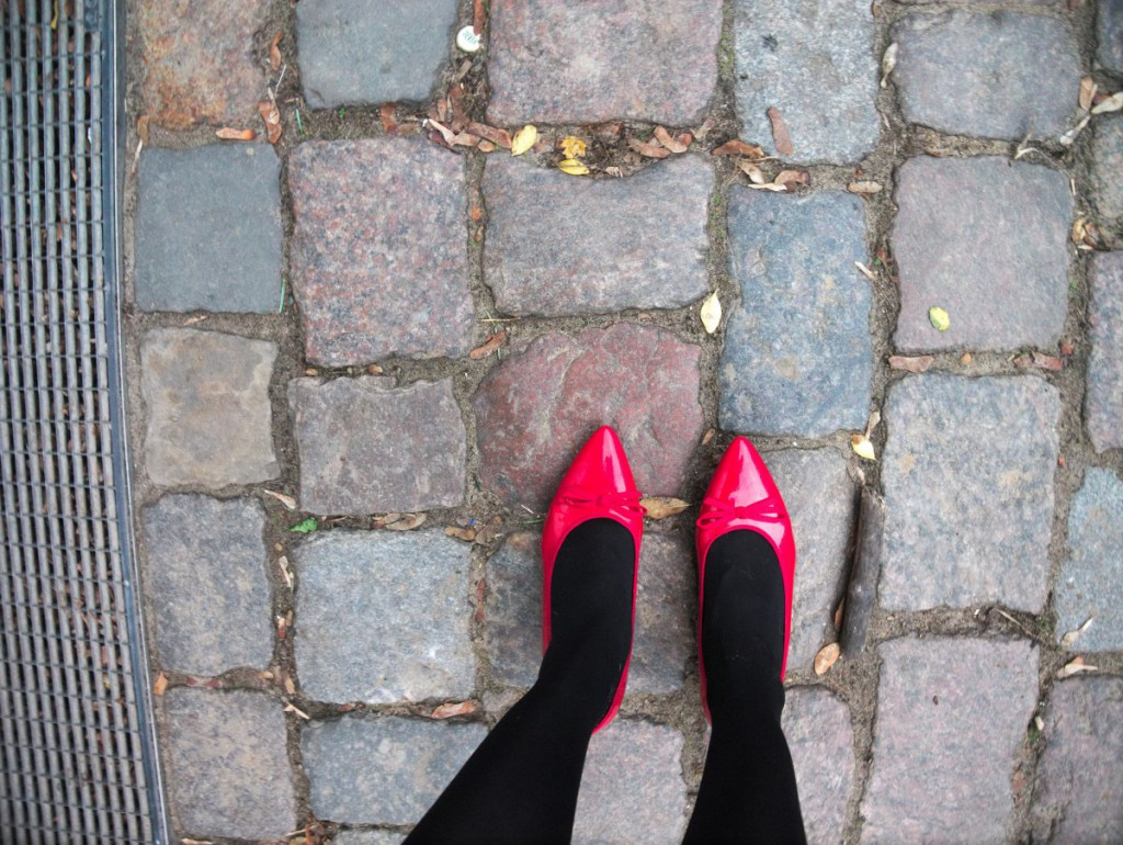 Red Shoes | Streets of Berlin