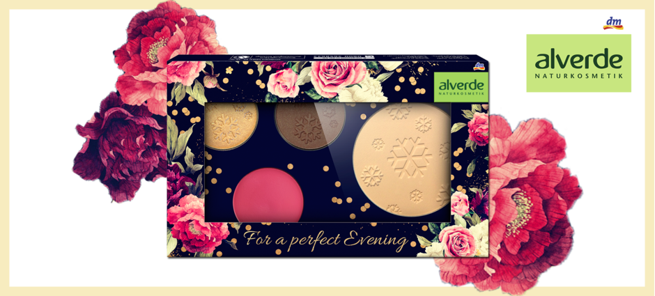 Alverde Limited Edition | Makeup Palette