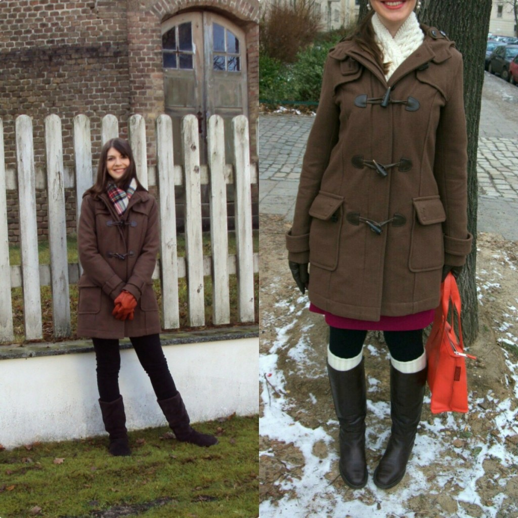 Brown Duffel Coat