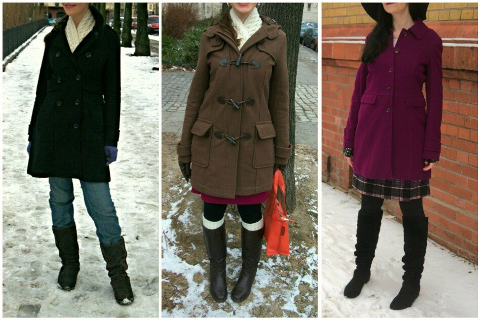 four coats