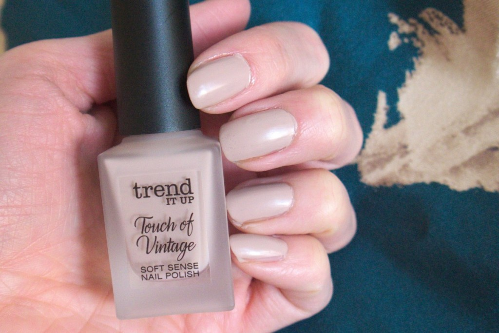 trend IT UP Touch Of Vintage LE Nail Polish | REVIEW – Caliope Couture