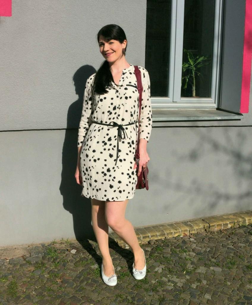 Tom Tailor Dalmatian Print Dress 4