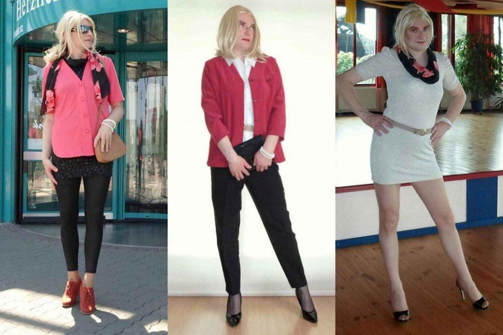 78ed0bb314687 Blogger Portrait – Crossdresser Jennifer von Feminin & Modisch ...