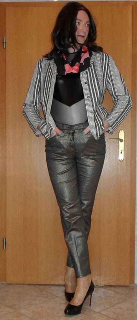 crossdresser feminin & modisch