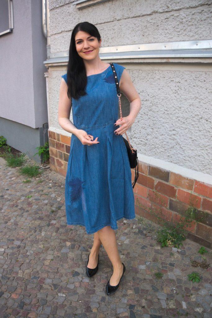 the denim dress fun