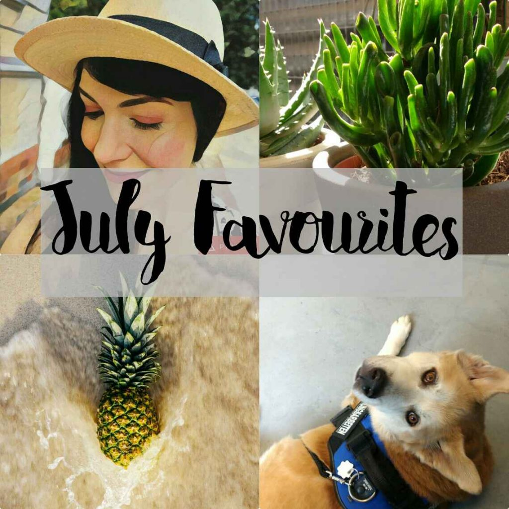 July Favourites 2016