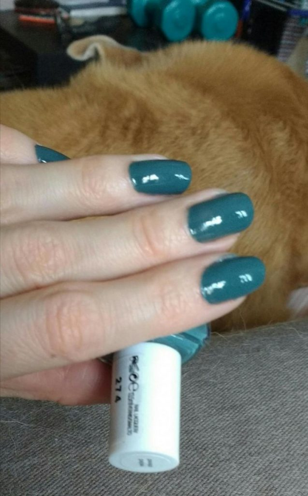 Essie vested interest review and swatch