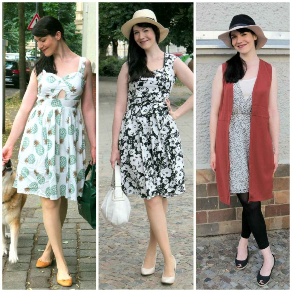 July 2016 outfit review