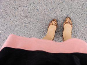 Islonia leopard high heels Justfab