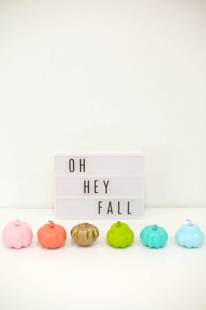 painted-mini-pumpkins-4-800x1200 by lovelyindeed