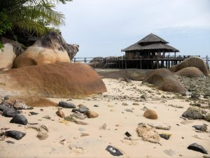 bagus place resort tioman jetty