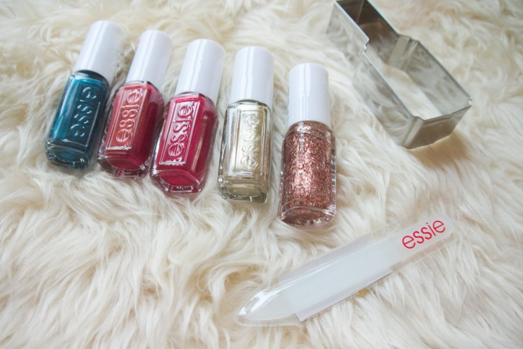 Essie advent calendar favourites