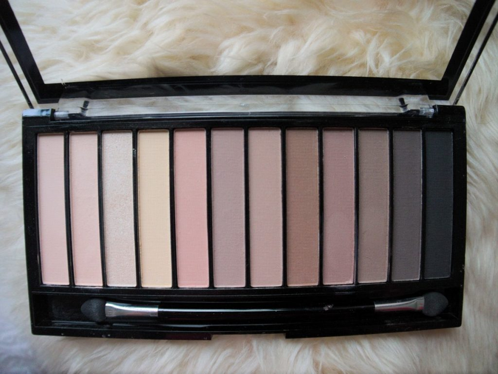 makeup revolution basic neutrals