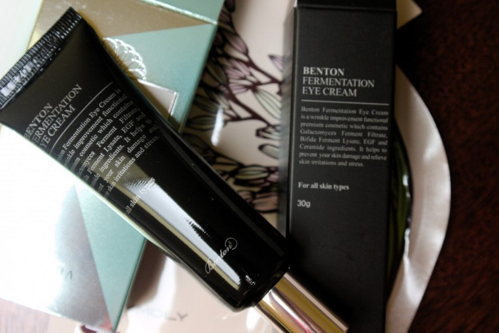 Benton Fermentation Eye Cream Korean Beauty