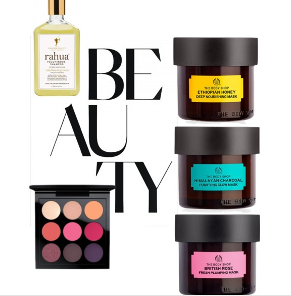 Glamour shopping week beauty buys